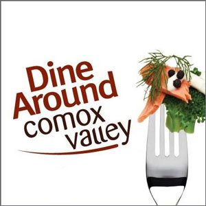 Image result for dine around comox valley 2018